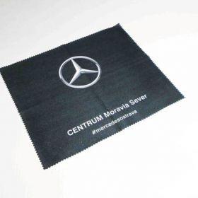 Handričky z mikrovlákna - utierky - Mercedes - Benz