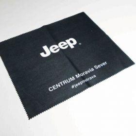 Handričky z mikrovlákna - utierky - Jeep