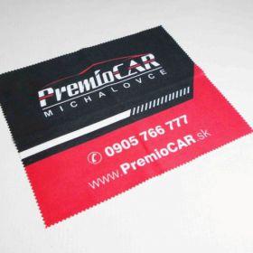 Handričky z mikrovlákna - utierky - Premio Car
