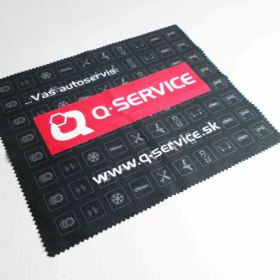 Handričky z mikrovlákna - utierky - Q - Service