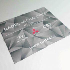 Handričky z mikrovlákna - utierky - Rades