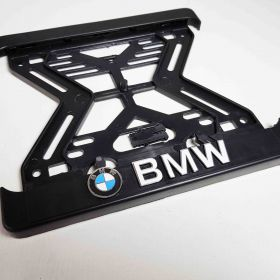 Držiak ŠPZ - moto - referencie - BMW