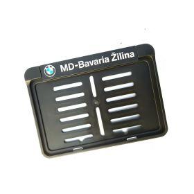 Držiak ŠPZ - moto - referencie - MD Bavaria Žilina