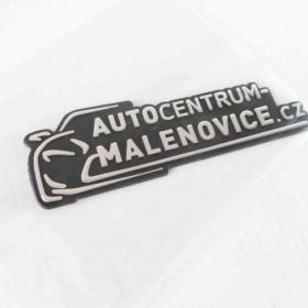 3D samolepky na auto - Autocentrum Malenovice