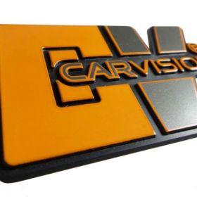 3D samolepky na auto - Car Vision