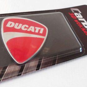 3D samolepky na auto - Ducati