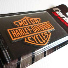 3D samolepky na auto - Harley - Davidson