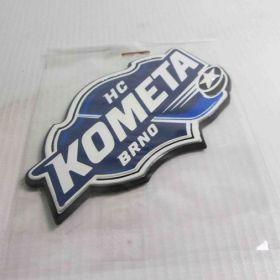 3D samolepky na auto - HC Kometa Brno