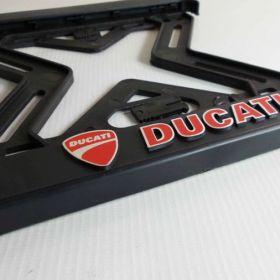 Držiak ŠPZ - moto - referencie - Ducati