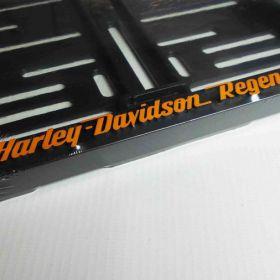 Držiak ŠPZ - moto - referencie - Harley - Davidson