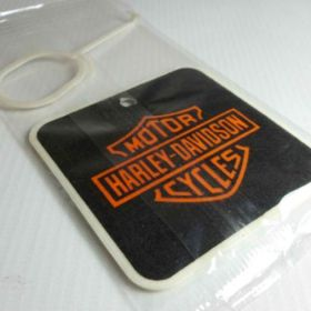 Auto parfumy - referencie - Harley - Davidson
