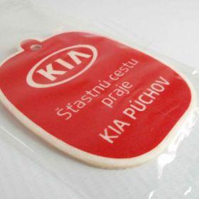 Auto parfumy - referencie - Kia