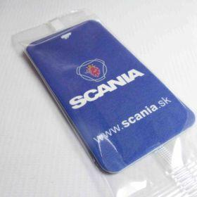 Auto parfumy - referencie - Scania