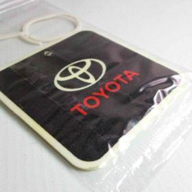Auto parfumy - referencie - Toyota